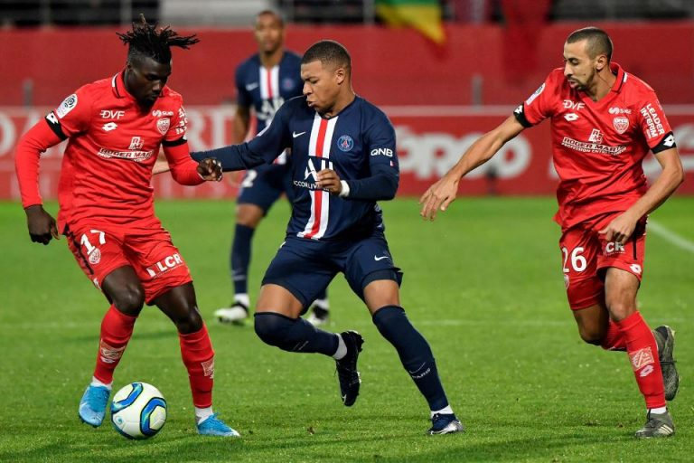 Hasil Lengkap Ligue 1 Prancis Pekan ke-12 2019/2020