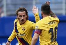 Hubungan Messi dengan Griezmann Retak, Kenapa