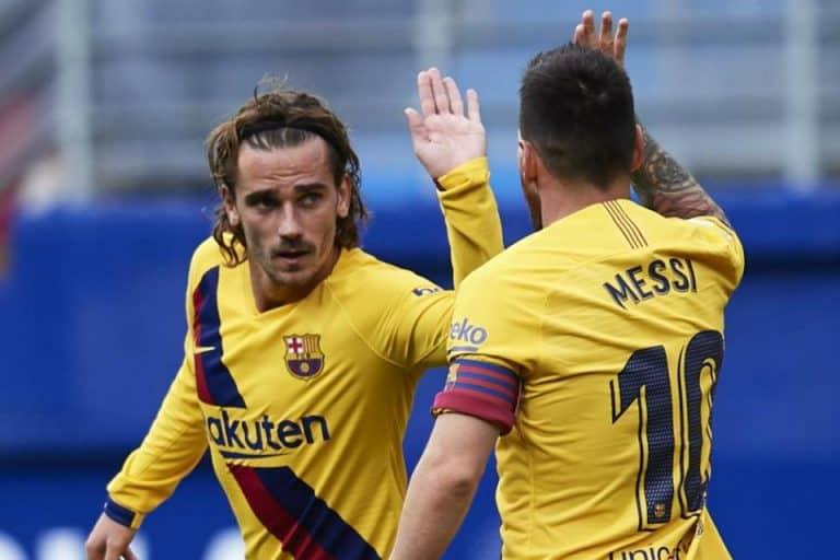 Tak Bersinar, Griezmann Seharusnya Tak Berada di Barcelona