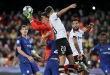 Imbang 2-2, Valencia Dan Chelsea Belum Pasti Lolos 16 Besar