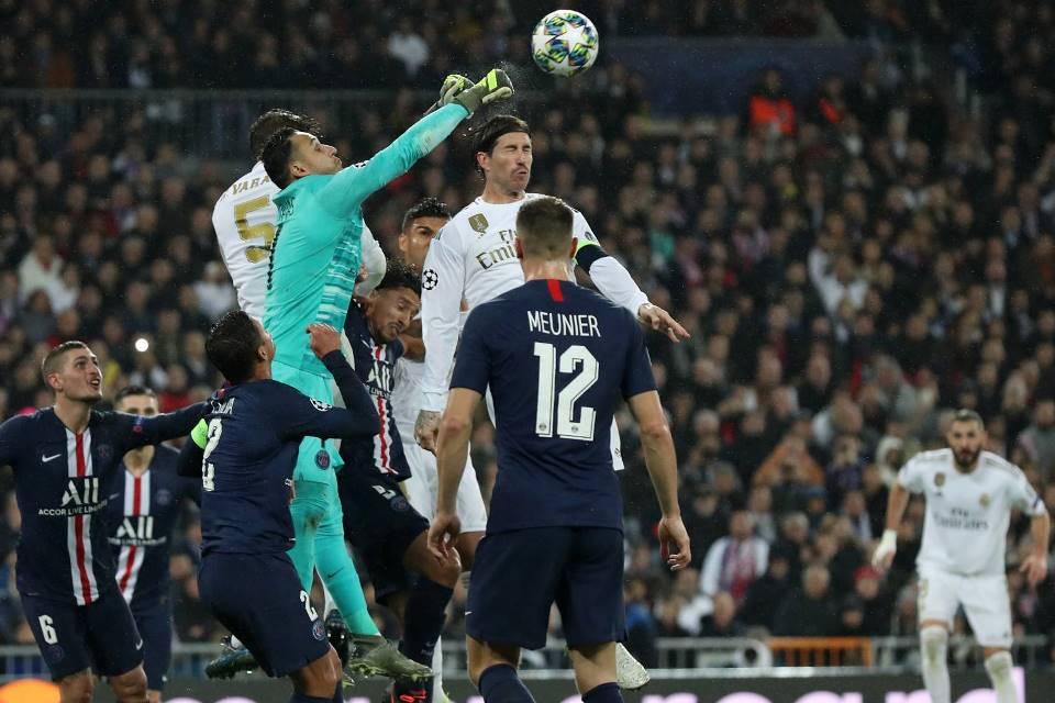 Imbangi Madrid 2-2 Di Bernabeu, PSG Lolos Sebagai Juara Grup