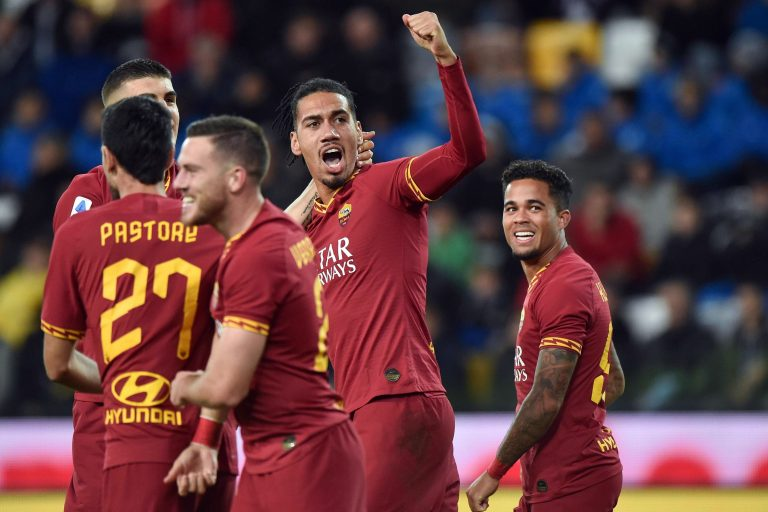 AS Roma Berusaha Permanenkan Dua Alumnus EPL Ini