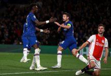 Inilah Ungkapan Azpilicueta Usai Comeback Lawan Ajax
