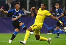 Inter Milan Jadi Korban Comeback Epic Borussia Dortmund