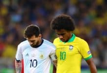 Jelang Laga Kontra Argentina, Willian Brasil Fokus Saja Redam Messi