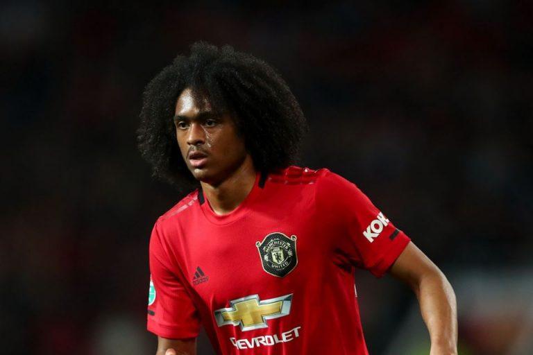 Pemain Muda Man United Akan Hengkang Pada Januari Nanti
