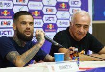 Kabar Baik Untuk Borneo FC, Diego Michiels Sudah Sembuh