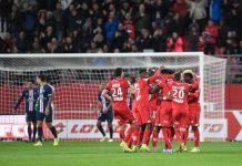 Kalah 1-2 dari Dijon, PSG Cetak Dua Rekor Buruk