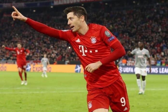 Kalahkan Olympiakos 2-0, Bayern Pastikan Lolos ke Babak 16 Besar