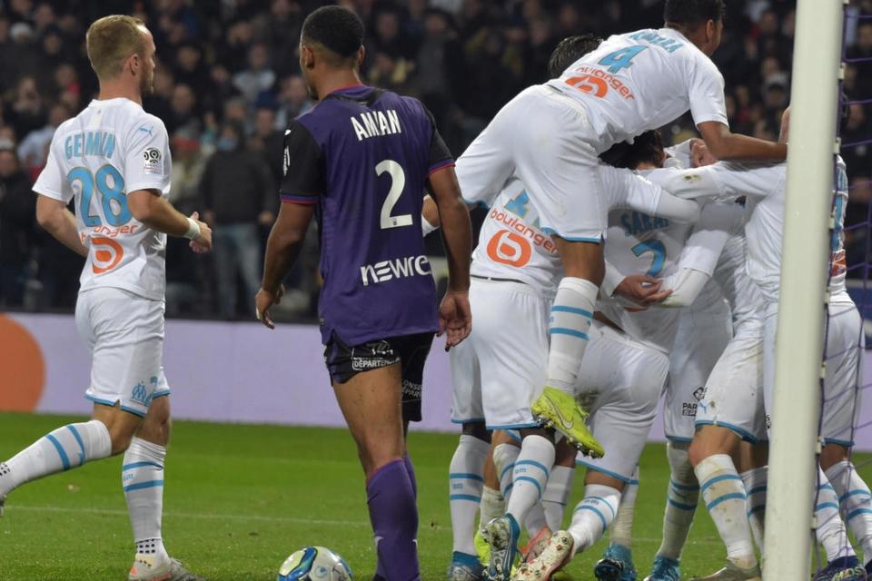 Kalahkan Toulouse 0-2, Marseille Merangsek ke Posisi 2 Klasemen