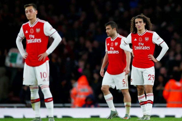 Lacazette Ungkap Masalah yang Sedang Dialami Arsenal