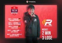 Hasil FUT Champions: Raja knyP Kalah dengan Terhormat