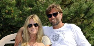 Klopp And Wife