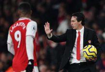 Laju Arsenal Terseok-seok, Emery Berharap Fans Tetap Mendukung