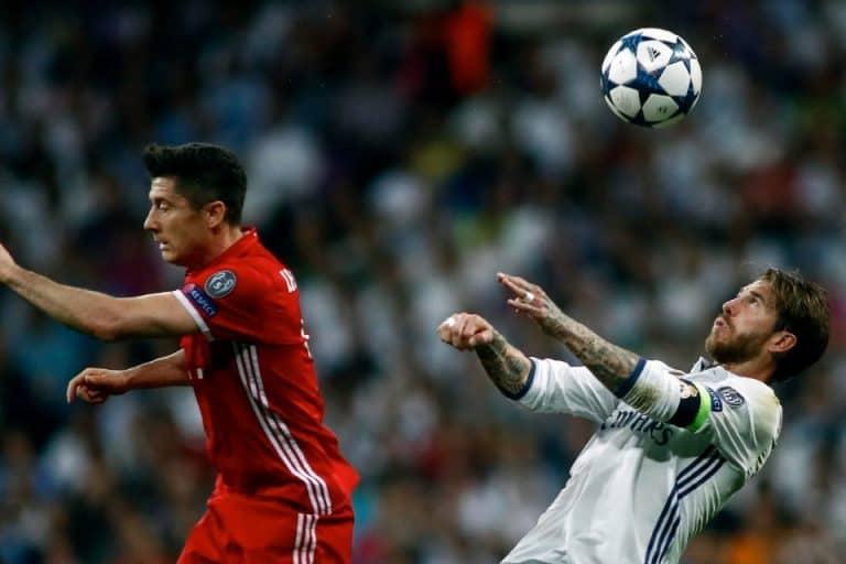 Lewandowski Anggap Bek Madrid Ini Sebagai Lawan Terberat