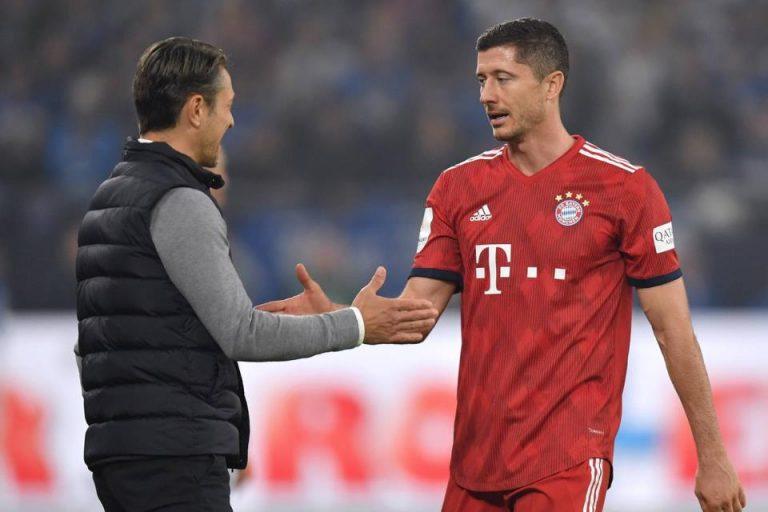 Terungkap! Lewandowski Dukung Pemecatan Niko Kovac