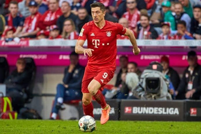 Lewy Tertajam di Bayern Munchen