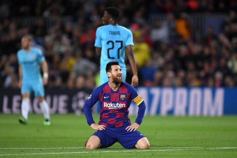 Lionel Messi Dapat Pujian dari Legenda Sepakbola Dunia