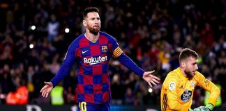 Penyerang Osasuna Sebut Messi Masih Lebih Hebat Ketimbang Maradona