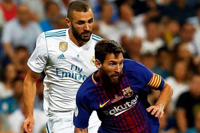 Top Skorer La Liga Spanyol, Benzema atau Messi?