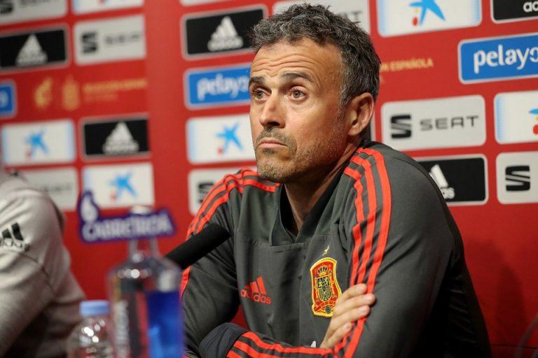 Lolos ke Putaran Final Euro 2020, Spanyol Tertarik Dilatih Enrique Lagi
