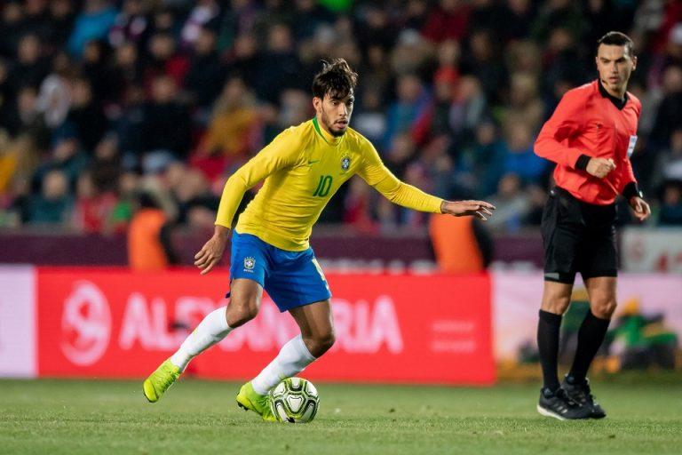 Lucas Paqueta Pakai Nomor 10 di Timnas Brasil, Rivaldo: Pelecehan!