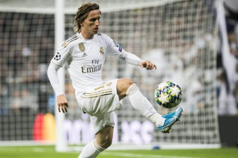 Luka Modric Buka Peluang Merumput di Serie A