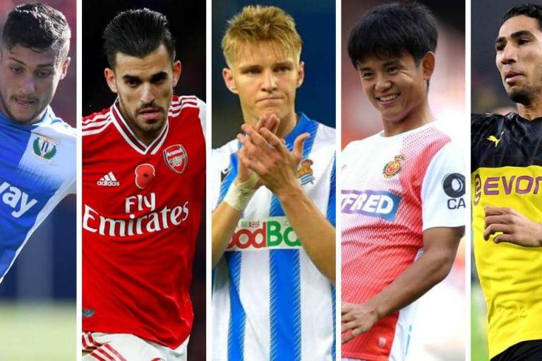 Harga Seluruh Pemain Real Madrid yang Dipinjamkan ke Klub Lain Bikin Geleng-Geleng Kepala!
