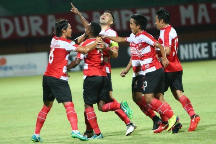 Madura United Tandang ke Markas Badak Lampung Dengan Kekuatan Pincang