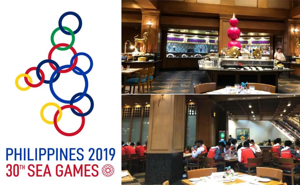 Usai Ditegur oleh Singapura, Panpel SEA Games 2019 Sediakan Makanan Halal