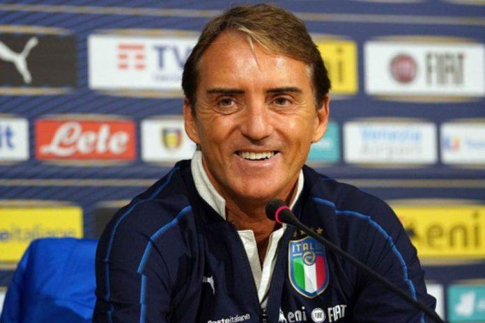 Menang Atas Bosnia, Roberto Mancini Ungguli Rekor Milik Pelatih Legendaris Italia