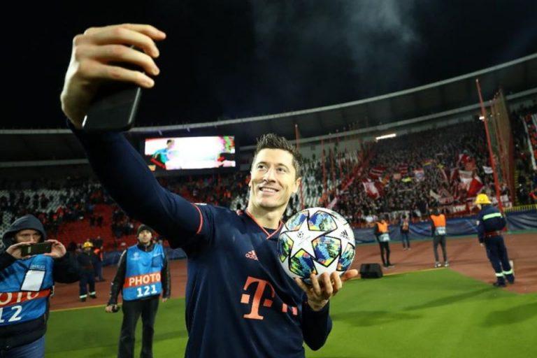 Menakjubkan, Lewandowski Mampu Menyamai Capaian Messi