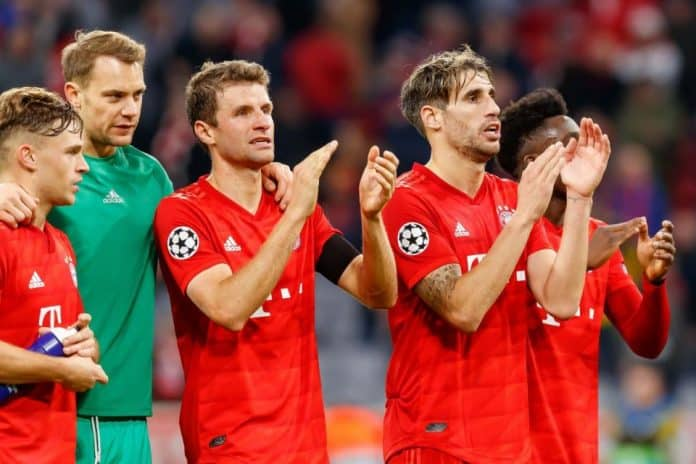 Menang Atas Dortmund, Thomas Muller Catatkan Dua Rekor Di Allianz Arena