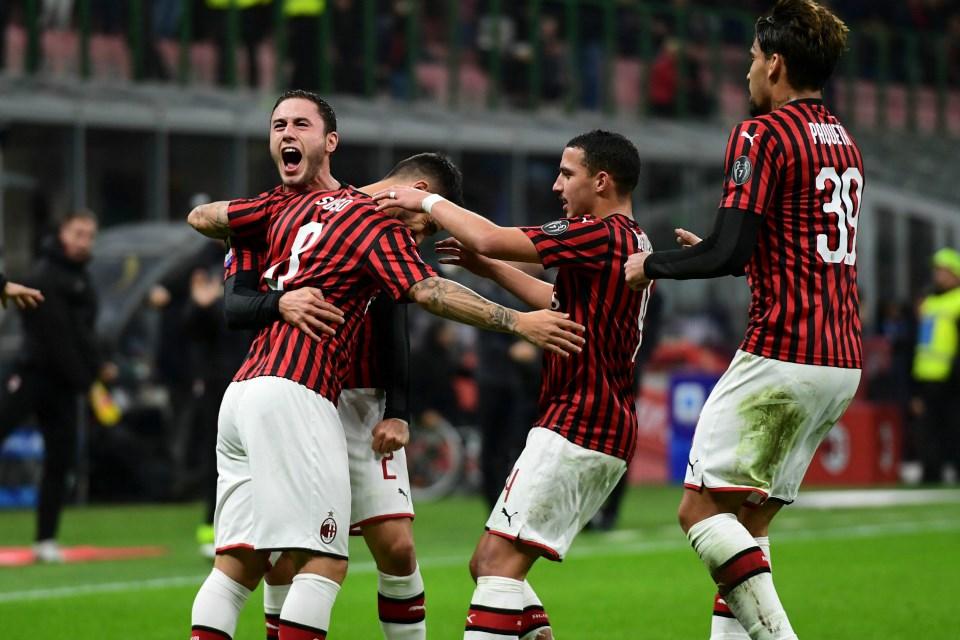 Rival Abadi Senang Lihat Inter Puncaki Klasemen Serie A, Kok Bisa?