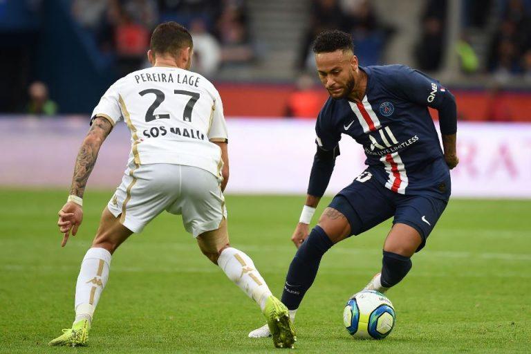Performa Sensasional Neymar di PSG