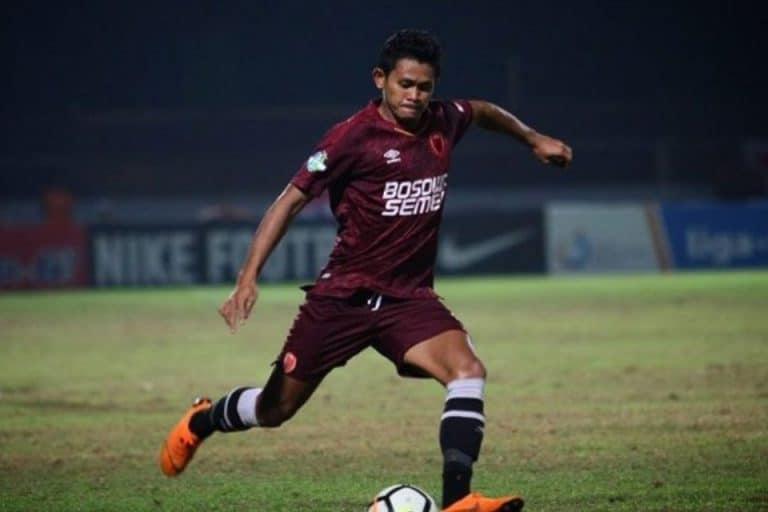 Gol Rizky Pellu Bikin PSM Nyaman di Papan Tengah