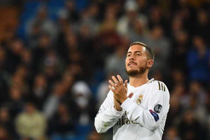 Kembali Ke Prancis, Hazard Hanya Mau ke Lille