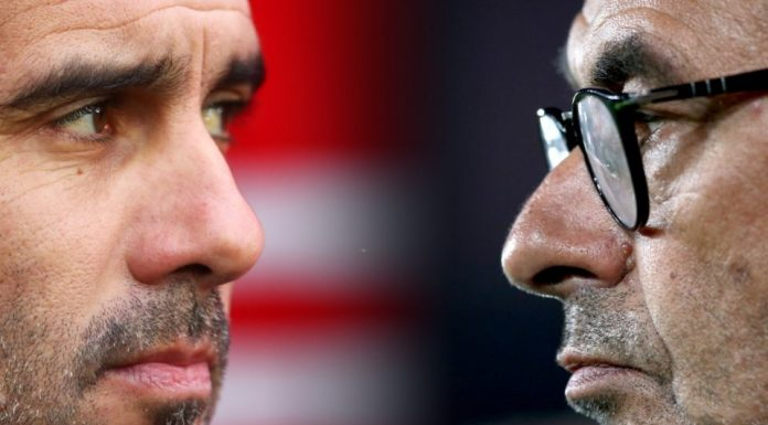 Sarri-Guardiola Disebut Miliki Banyak Kemiripan, Benarkah?