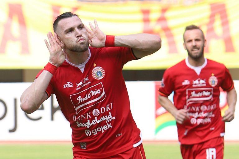 Persija Jakarta Punya Bekal Cukup untuk Ladeni Arema FC