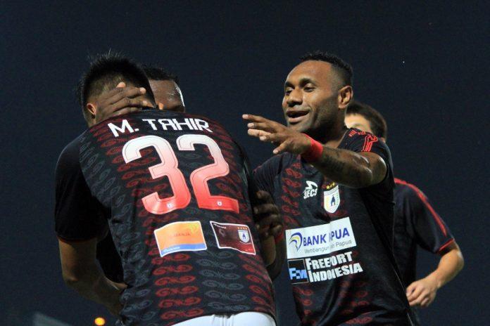 Persipura Bakal Habis-habisan Kejar Bali United