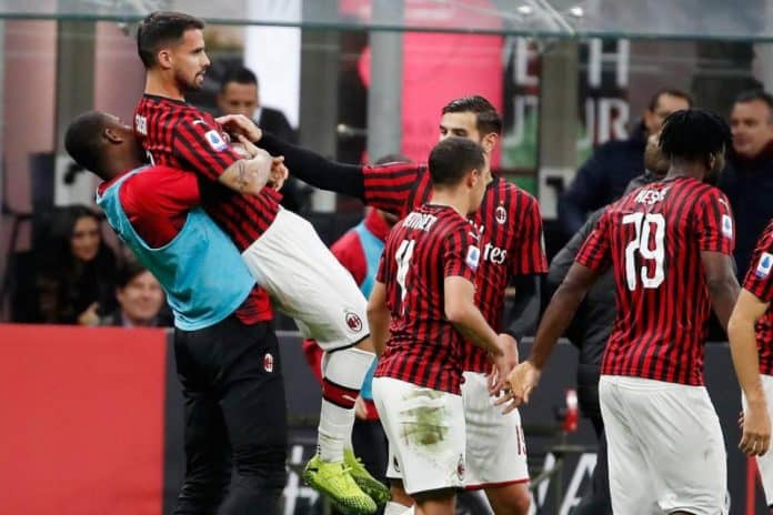 Petinggi Milan Sempat Bersitegang Perkara Gonta-ganti Pelatih