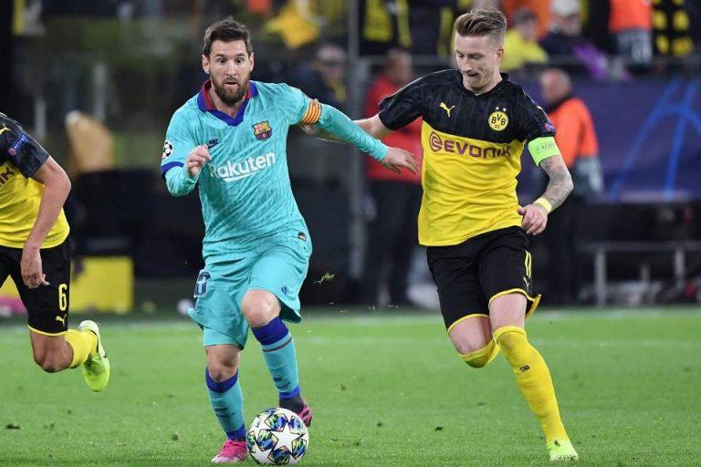 Prediksi Barcelona Vs Dortmund: El Barca Unggul Mutlak