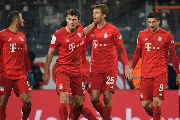 Prediksi Frankfurt vs Bayern Tuan Rumah Tajam Di 15 Menit Terakhir