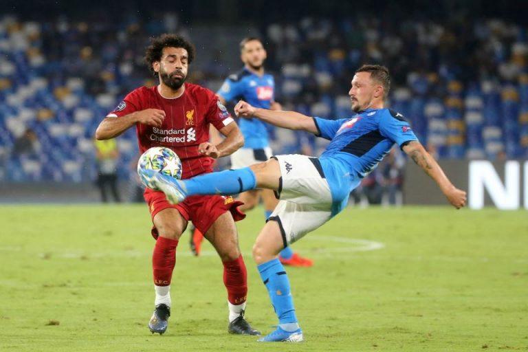 Prediksi Liverpool vs Napoli: Duel Panas Pertaruhkan Juara Grup