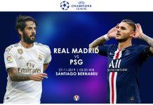 Prediksi Madrid vs PSG Kualitas Tuan Rumah Akan Diuji