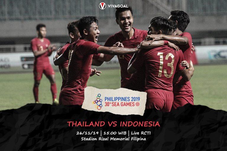Prediksi Thailand vs Timnas U-23: Usung Misi Manila 1991