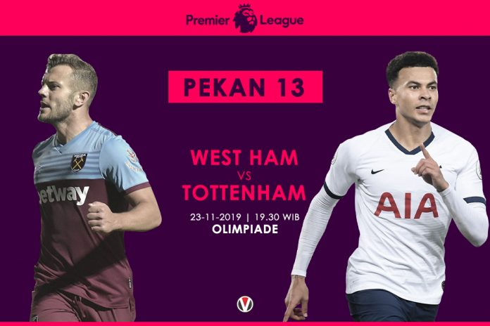 Prediksi West Ham VS Spurs: Pembuktian 'The Special One'