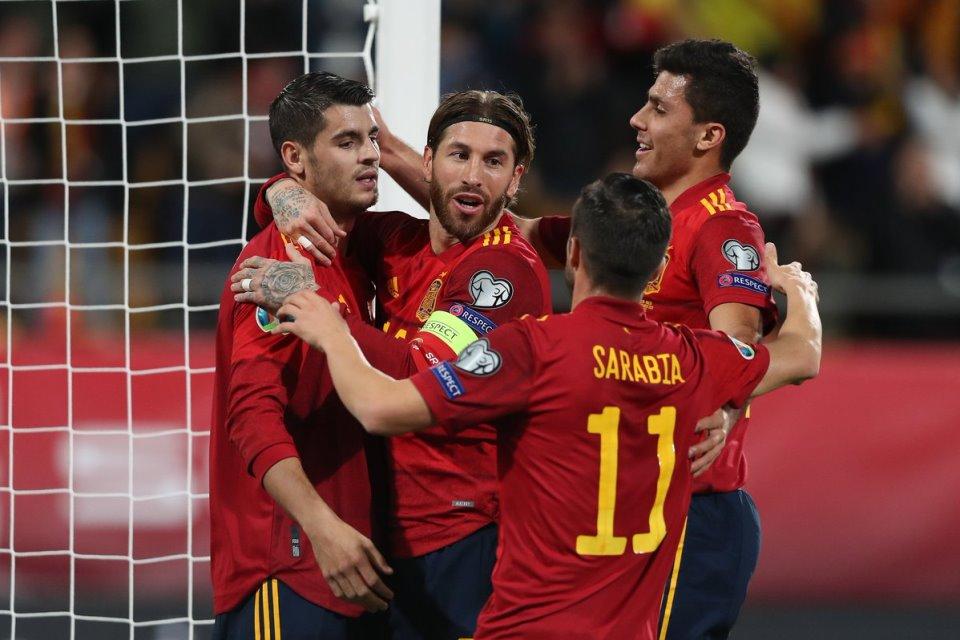 Preview Spanyol VS Rumania, La Roja Siap Akhiri Kualifikasi Dengan Sempurna