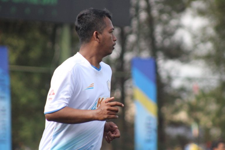 KAI Access Pesta Gol ke Gawang Cigondewah Putra FC