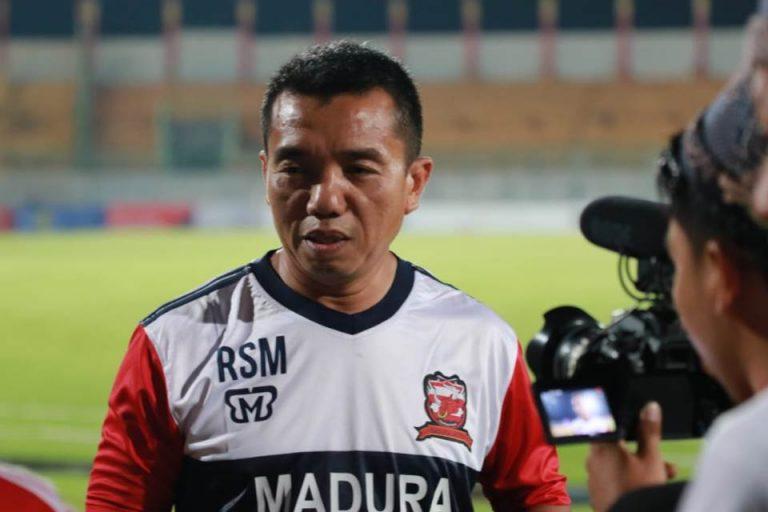 Pelatih Madura United Minta Maaf, Ada Apa?